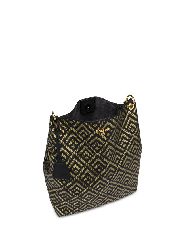 Hobo bag with Darlene geometric pattern Photo 4