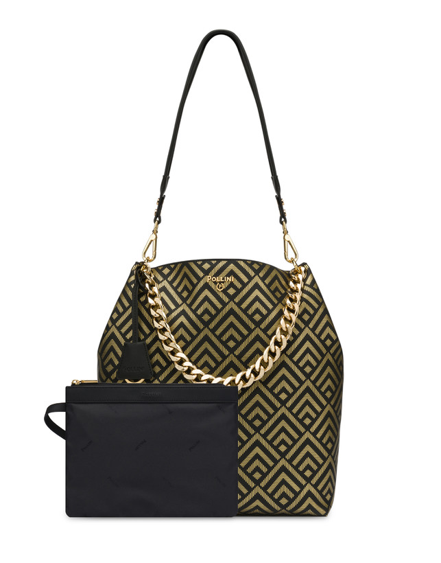 Hobo bag with Darlene geometric pattern Photo 5