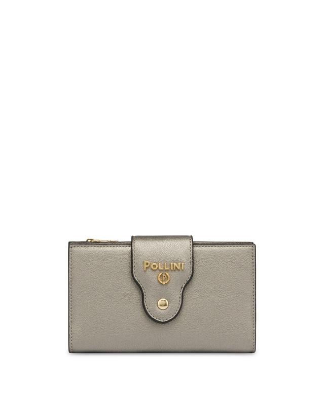 Portafoglio portacarte con logo Photo 1