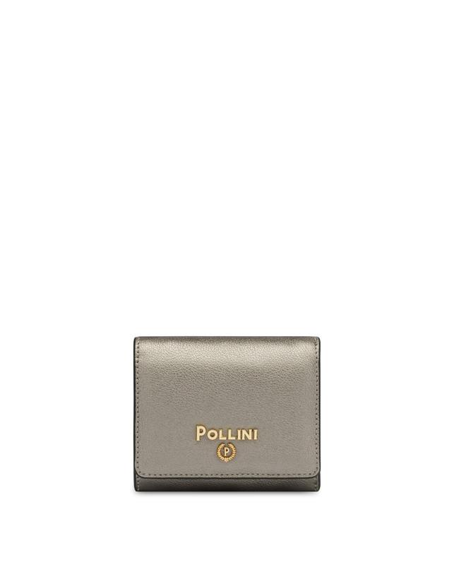 Portafoglio french flap con catena Photo 1