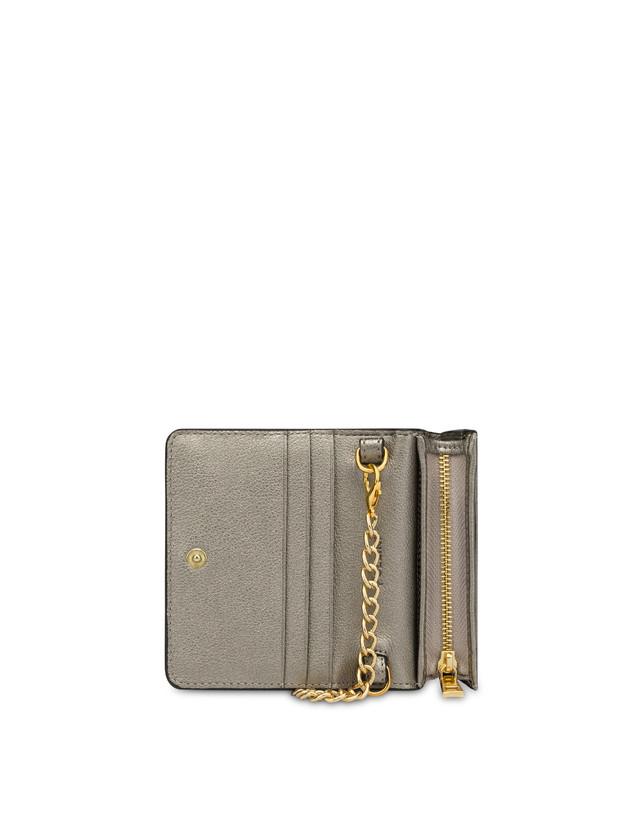 Portafoglio french flap con catena Photo 3