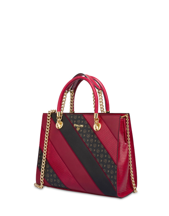 Royal Boiserie patchwork crossbody bag Photo 2
