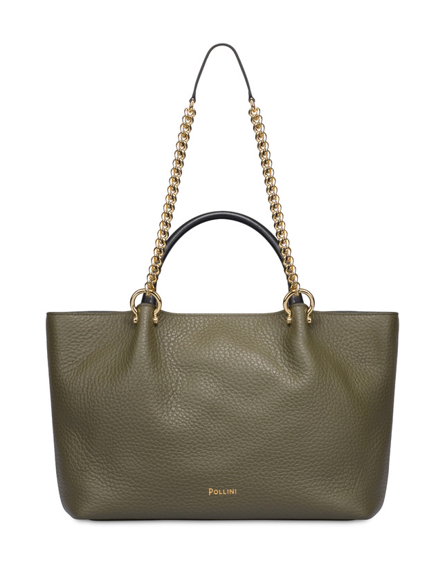 Shopping bag in Marlene calf leather Photo 1