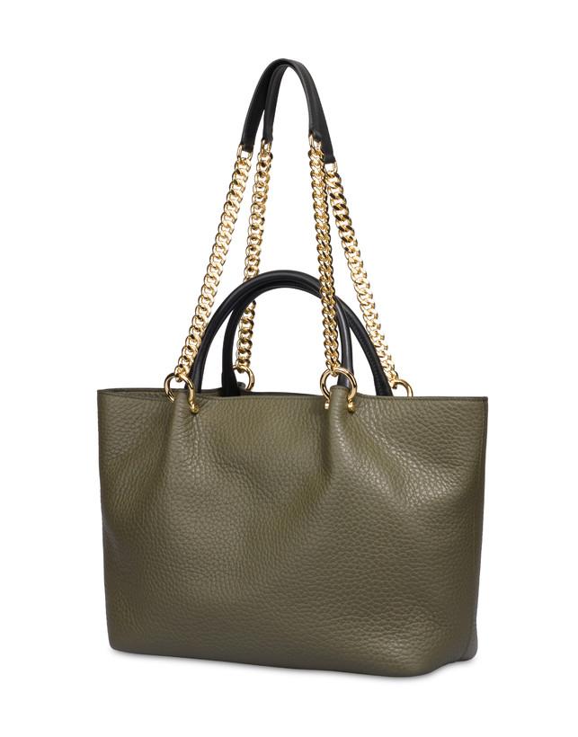 Shopping bag in Marlene calf leather Photo 3