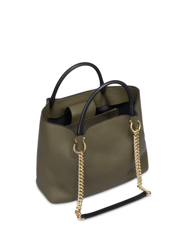 Shopping bag in Marlene calf leather Photo 4