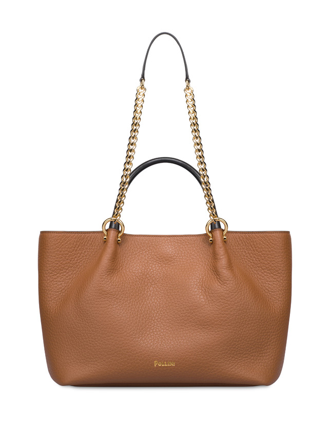 Shopping bag in vitello Marlene Photo 1
