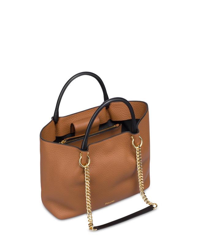 Shopping bag in vitello Marlene Photo 4