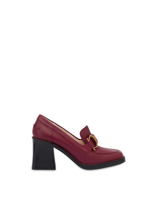 Natalia high heel moccasins Photo 1