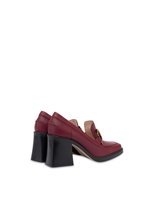 Natalia high heel moccasins Photo 3