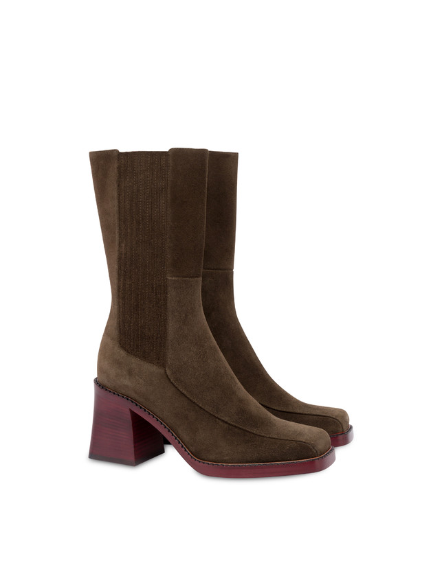 Marlene leather ankle boots Photo 2