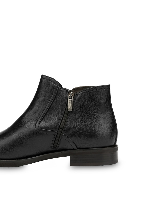 Gentlemen's Club calf leather ankle boots Photo 5