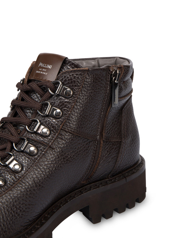 Budapest moose calf leather boots Photo 5