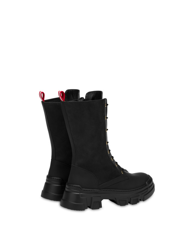 Urban Skyline calf leather ankle boots Photo 3