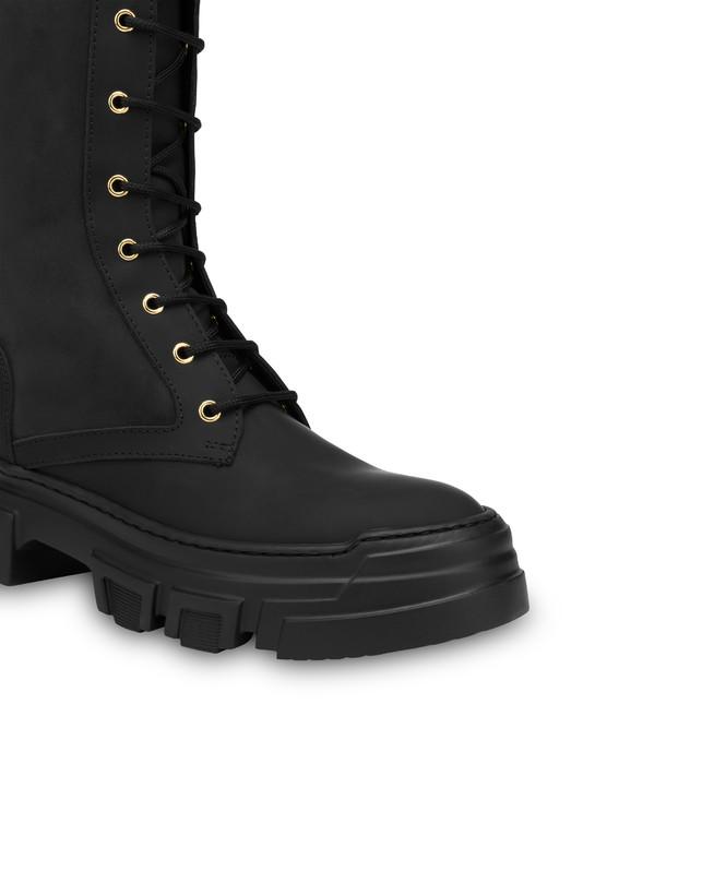 Urban Skyline calf leather ankle boots Photo 4