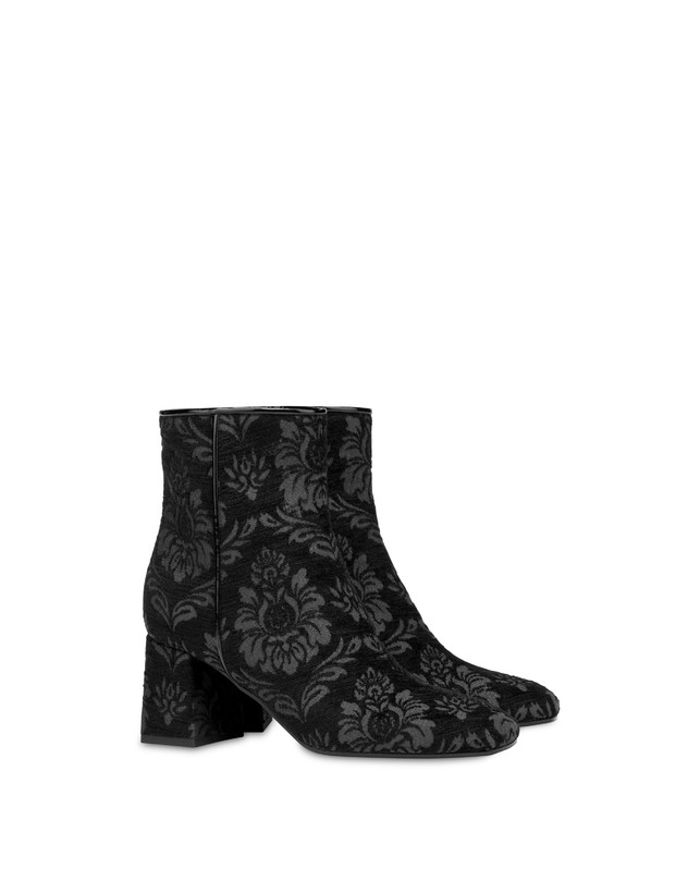 Orient's Allure damask ankle boots Photo 2