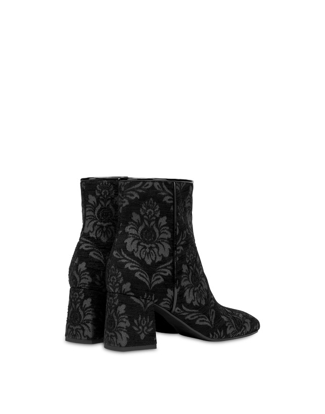 Orient's Allure damask ankle boots Photo 3