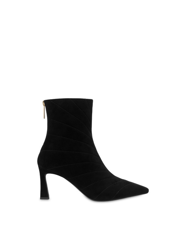 Belle Époque suede ankle boots Photo 1