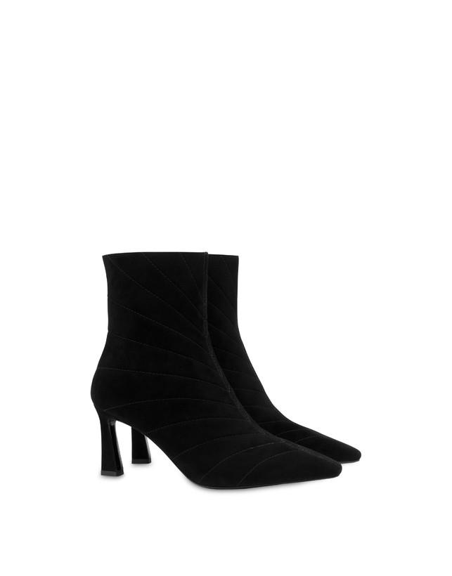 Belle Époque suede ankle boots Photo 2