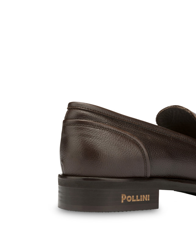 Gentlemen's Club calf leather loafers Photo 5