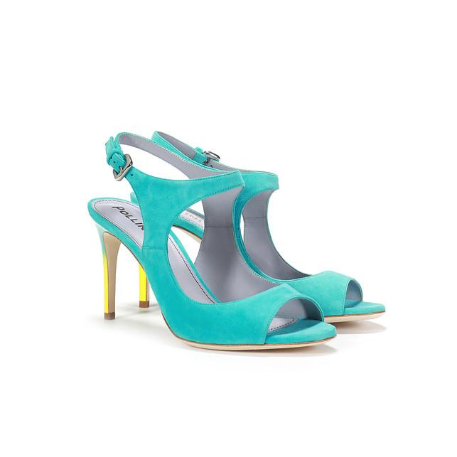 Sandals Paradise blue