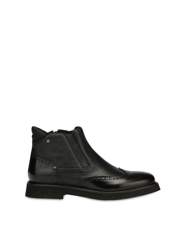 Wien calf leather ankle boots Photo 1