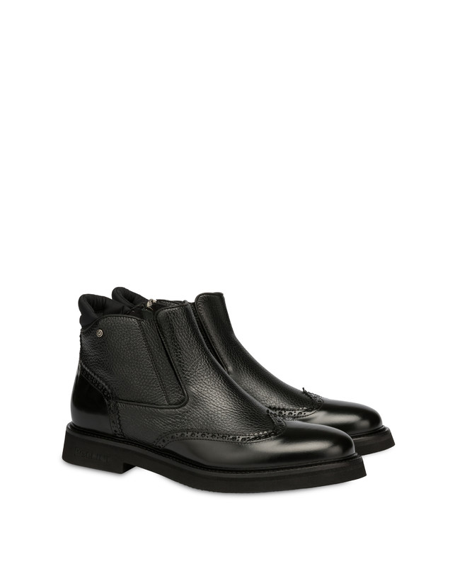 Wien calf leather ankle boots Photo 2