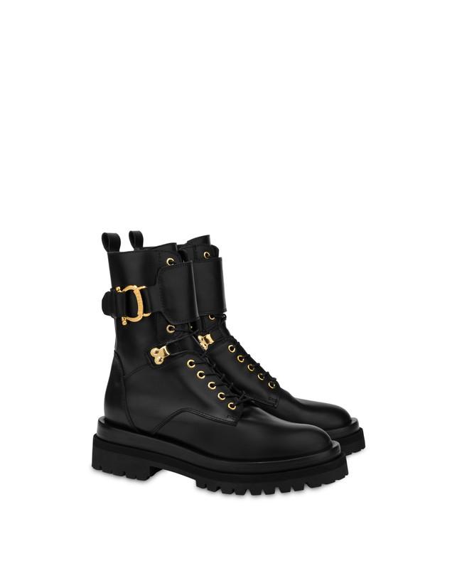 Combat Boot in Balkan calf leather Photo 2