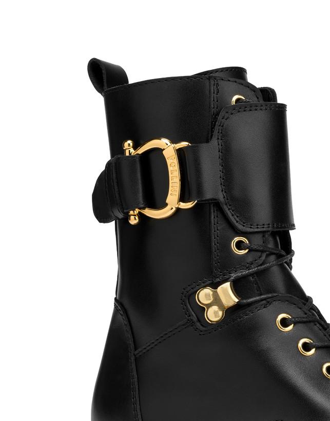 Combat Boot in Balkan calf leather Photo 4