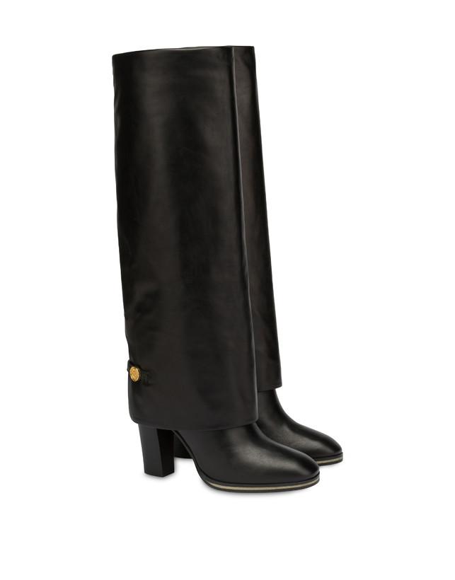 Marne nappa calf leather boots Photo 2