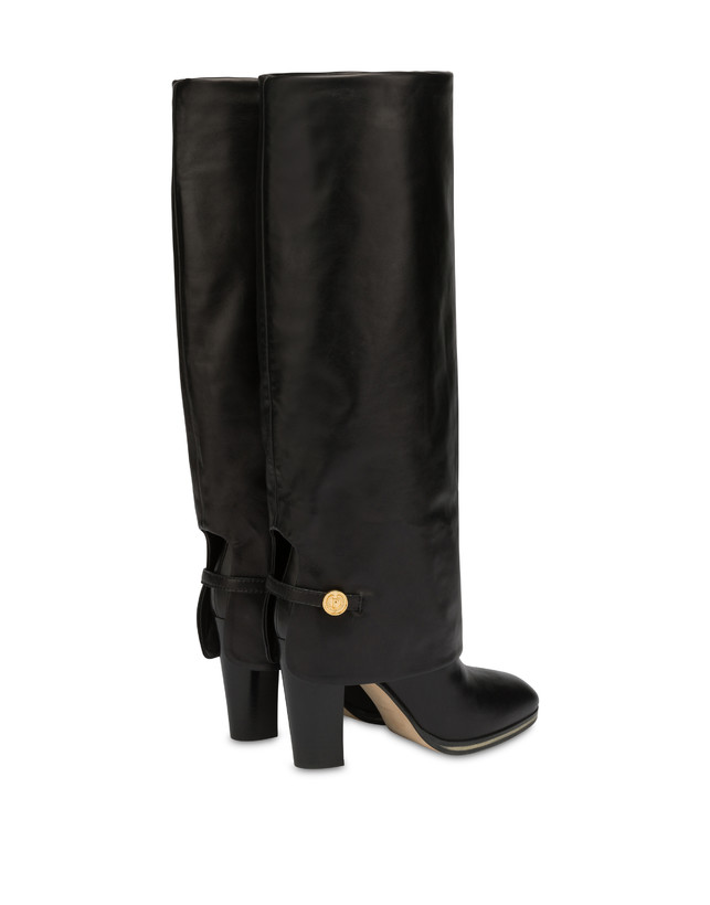 Marne nappa calf leather boots Photo 3
