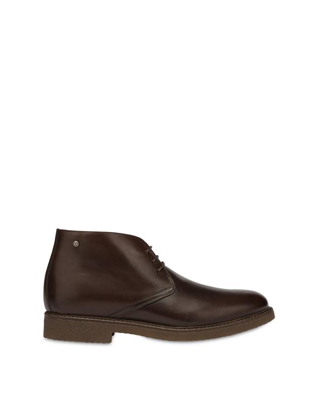Gentlemen's Club desert boot in calf leather Photo 1