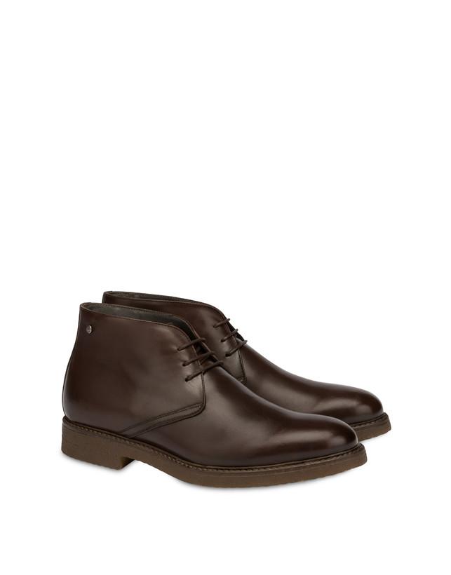Gentlemen's Club desert boot in calf leather Photo 2