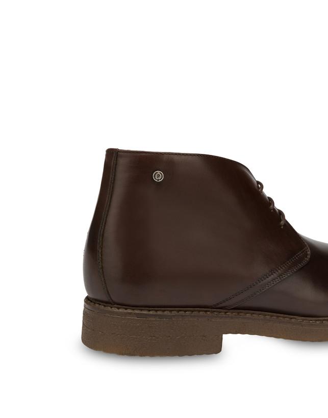 Gentlemen's Club desert boot in calf leather Photo 5