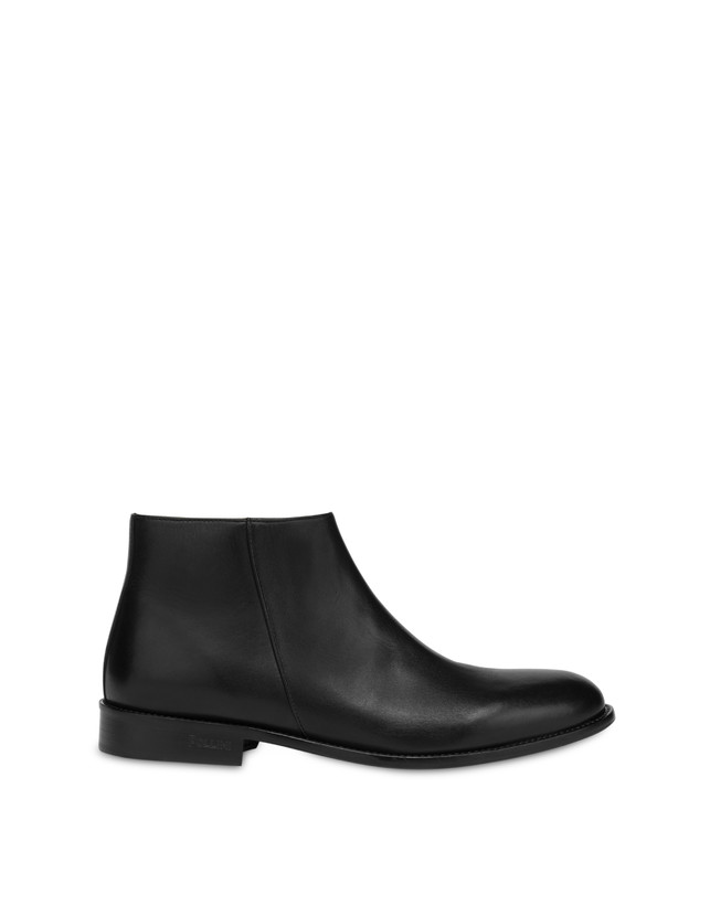 1920s calf leather ankle boots Photo 1