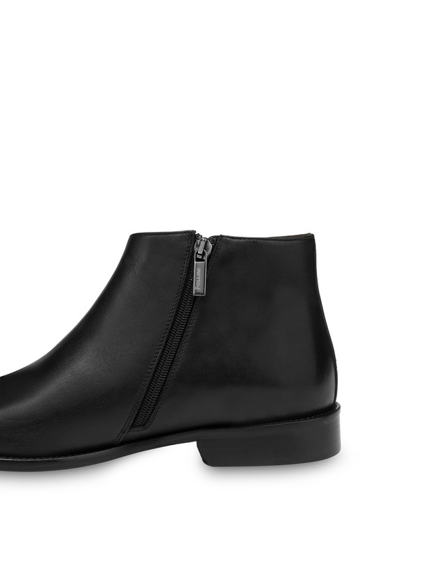 1920s calf leather ankle boots Photo 5