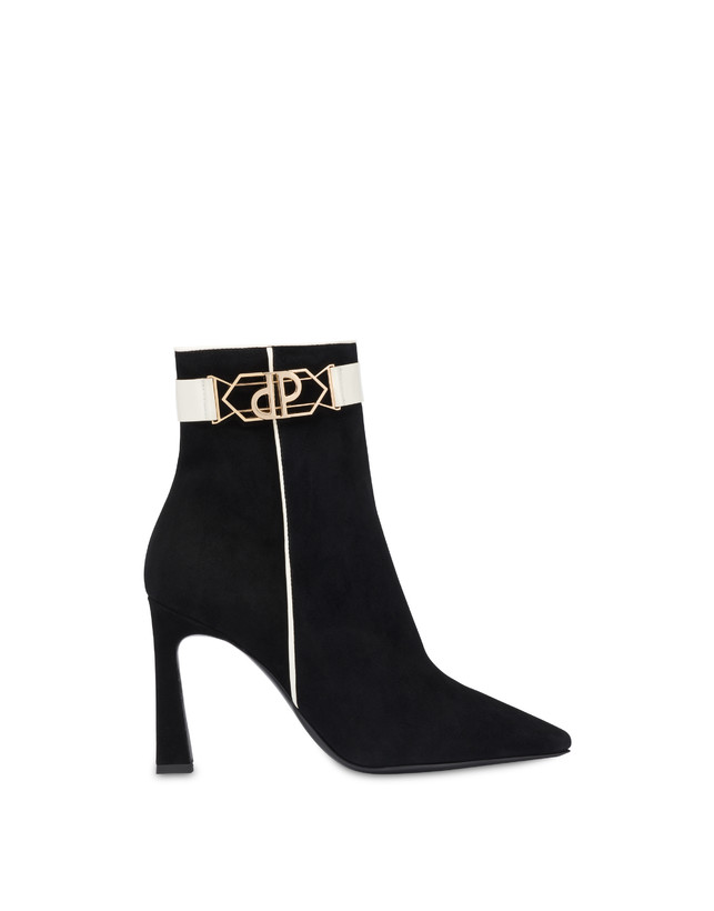 Twin P Evolution suede boots Photo 1