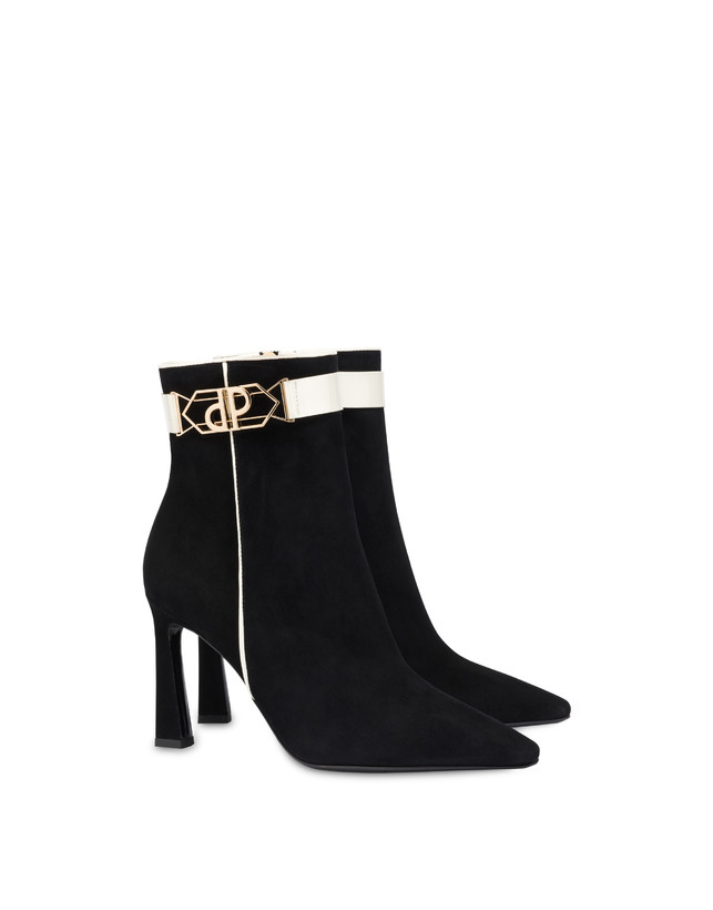 Twin P Evolution suede boots Photo 2