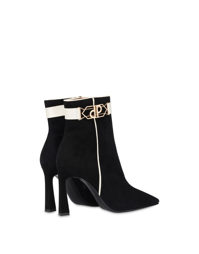 Twin P Evolution suede boots Photo 3