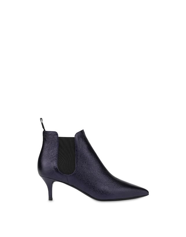 Laminated Annabelle napa leather boots Photo 1