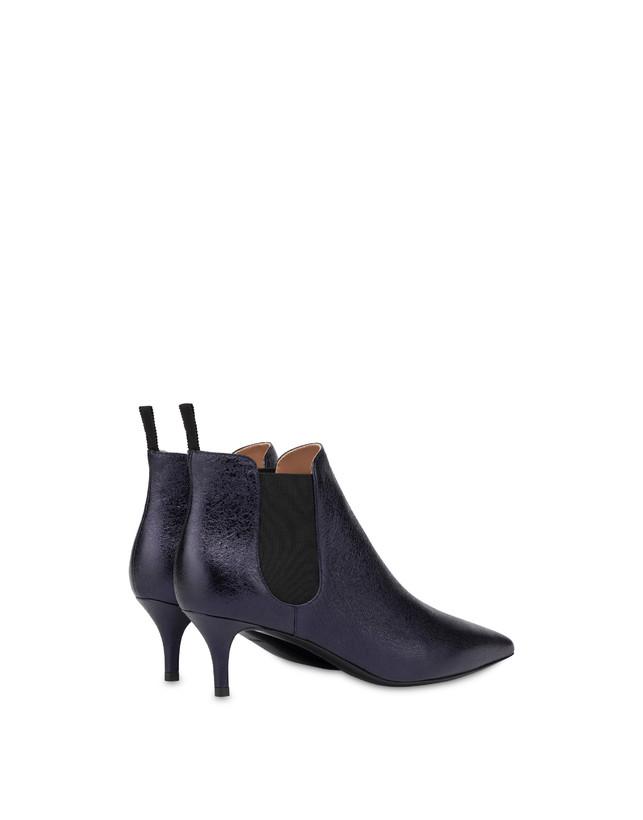 Laminated Annabelle napa leather boots Photo 3