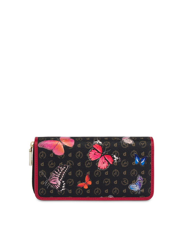 Heritage Butterfly Collection zip around wallet Photo 2