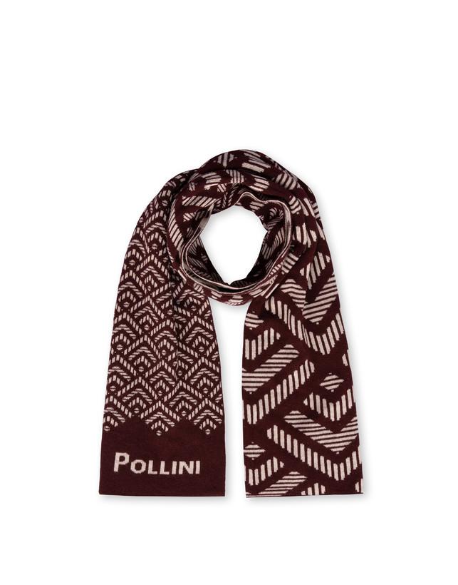 Wool blend scarf Photo 2