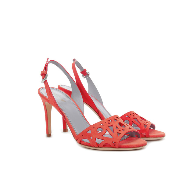 Sandals Opium orange