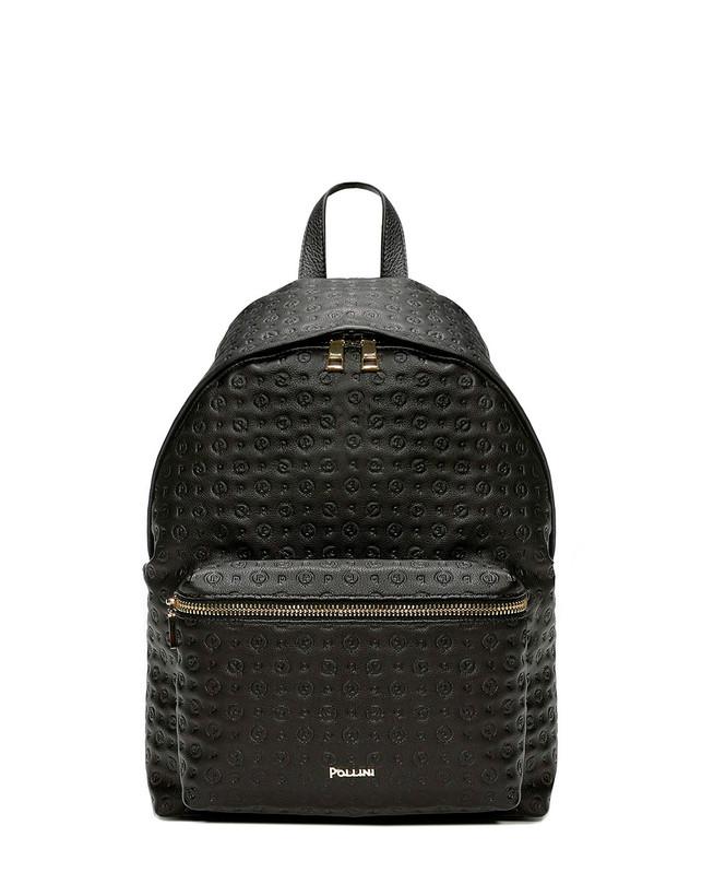 5386f4317d Zaino Nero/nero Donna - Pollini Online Boutique