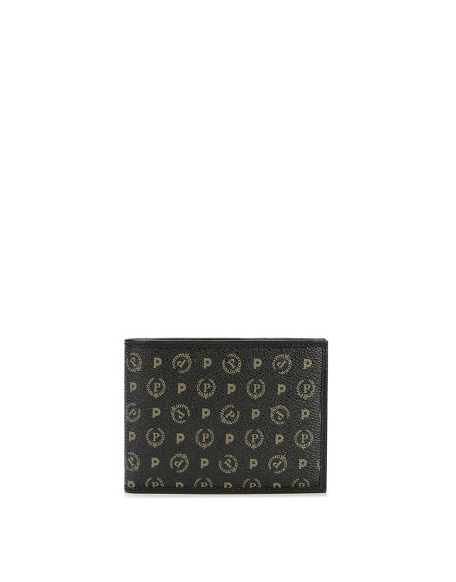 miglior servizio 94009 5219a Portafogli Nero/nero Uomo - Pollini Online Boutique