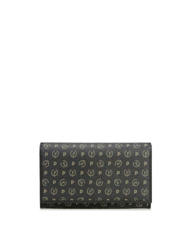 a basso prezzo c0c06 c4bc1 Portafogli Nero/nero Donna - Pollini Online Boutique
