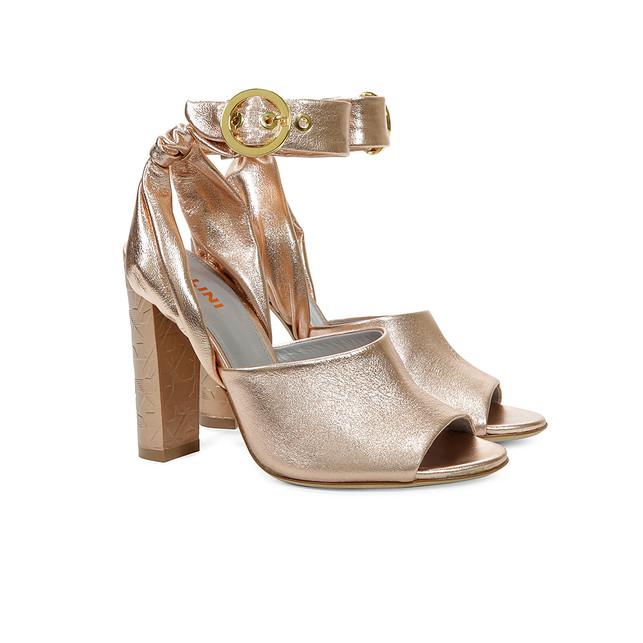 Sandals Copper