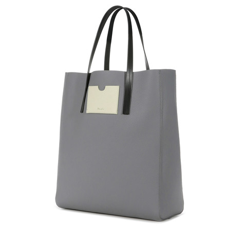 Shopping Grigio/avorio/nero