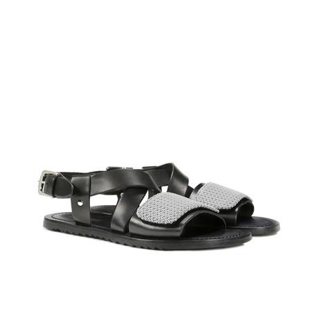 Sandali Nero/nero/bianco-nero