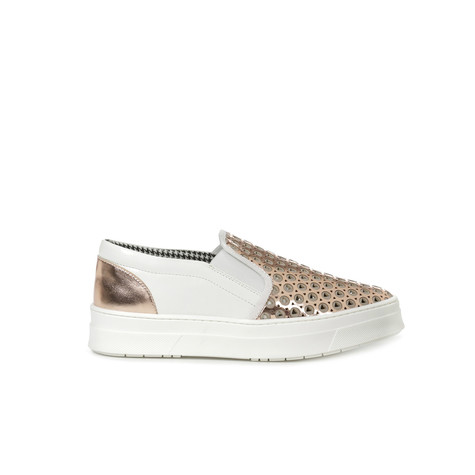 Sneakers Quarzo-pietra/bianco/quarzo